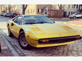 1979 Ferrari 308 GTBFor Sale In Washington, DC 20009 image 1