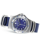 Vostok Komandirskie 280684 / 2414 Russian Military Watch Anchor Blue New... - $76.40