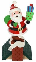 Hallmark  Walk The Line  Magic Sound  Santa on Roof  Keepsake Ornament 2019 - $24.74