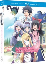 In Another World with My Smartphone – The Complete Series - $39.94