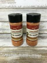 2 Longhorn Steakhouse Grill Seasoning 2.5oz Sealed Best Buy 12/2025 - $9.50