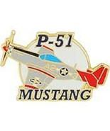 USAF P-51 Mustang Pin NEW!!! - $4.94