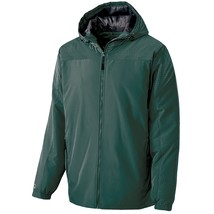 Holloway 229017 Bionic Hooded Jacket - Dark Green/Carbon - $40.18+