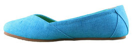 Etnies Donna Circe Eco W's Blu Turchese Basse Mary Jane Tela Scarpe Nib image 4