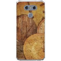 Antique clock LG G6 Phone Case - $15.99