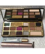 Too Faced - Sex Gold & Chocolate Set - Full Palette, Mascara, Primer $96... - $38.60