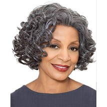 Foxy Silver Yvonne - Synthetic Lace Front Wig in 1B