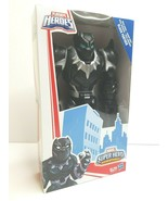 Marvel Playskool Heroes Black Panther Mech Armor Super Hero Adventures T... - $29.69
