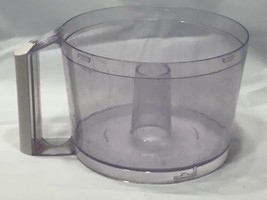 Hamilton Beach Food Processor 70610 Work Bowl Clear Replacement Part Typ... - $29.39