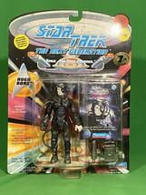 Star Trek The Next Generation Hugh Borg Playmates vtg Action Figure 1994 Base 7 - $11.50