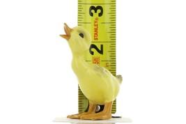 Hagen Renaker Miniature Bird Duck Large Baby Chick Ceramic Figurine image 2