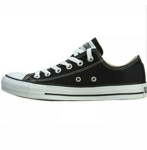 Converse Unisex Chuck Taylor Black  All Star Ox Size 5.5 Men's/ 7.5 Wome... - $47.51