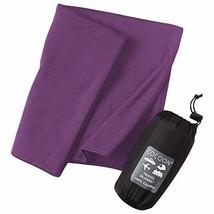 Cocoon Coolmax Travel Blanket Eggplant - $37.14