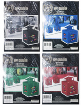 "MOMENTUM 5pc 2""x2""x2"" PARTY FAVOR BOXES w/Bags HAPPY GRADUATION New *YOU... - $2.69"