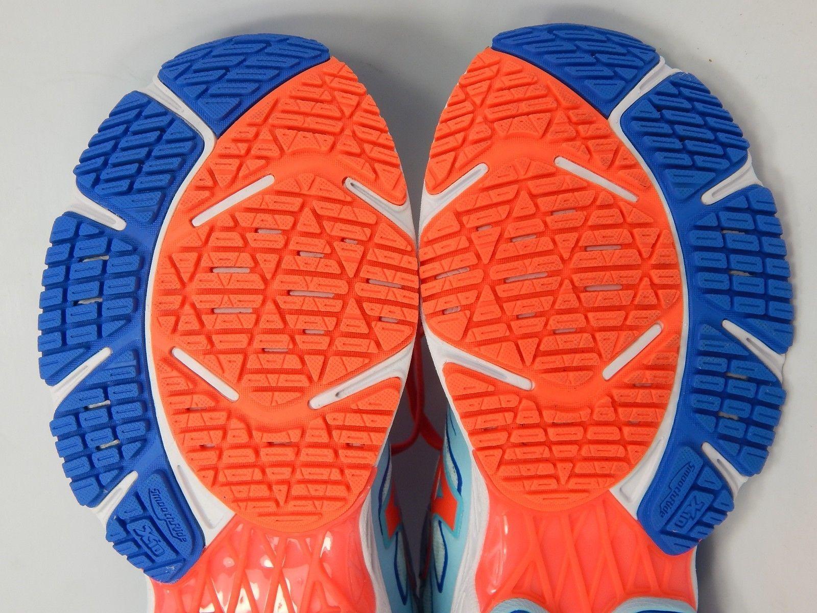 Mizuno Wave Shadow Size US 9.5 M (B) EU 40.5 Women's Running Shoes Pink Blue