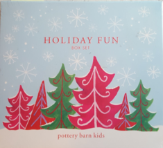 "NIP Pottery Barn Kids  ""Holiday Fun"" 2 Disc Box Set Audio CD  - $10.84"