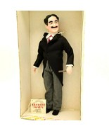 Vintage Effanbee's Collectible Legend Series Groucho Marx Doll in Box 1983  - $49.49