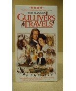 Hallmark Gulliver's Travels VHS Movie  * Plastic * - $6.15