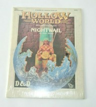Dungeons & Dragons Hollow World NightWail TSR 9303 NEW / SEALED - $54.99