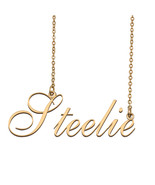 Steelie Custom Name Necklace Personalized for Mother's Day Christmas Gift - $15.99 - $29.99