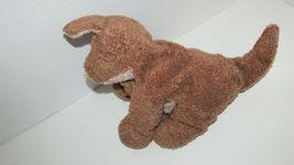 Brown cream tan Kangaroo mom baby joey beanbag plush soft floppy no tags image 4
