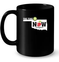 Kids Oklahoma Teacher Protest Walkout The Time is Now Gift Coffee Mug - $13.99+