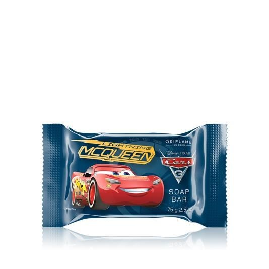 Temporarily out of sale! Soap bar Disney Cars3Oriflame 75gr wash cleanse bar