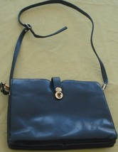 Vintage Gently Used Susan Gail Faux Leather Handbag - VGC - GORGEOUS PIE... - $29.69