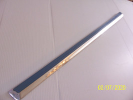 1979 Continental Towncar Left Rear Door Dented Center Trim Molding Oem Used - $127.71