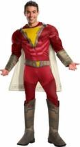Rubini Shazam Muscolo Supereroe Film Deluxe Adulto Uomo Costume Hallowee... - $55.59