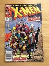 Uncanny X-Men 219 VF+ Condition 1987 Marvel Comic Book HAVOK Joins X-Men... - $2.69