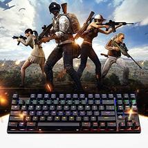 STOGA Mechanical Gaming Keyboard, Anti Ghosting USB Wired Gaming Keyboard with 8 image 6