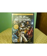 Star Wars: Battlefront II (PC, 2005) No Manual - 5 Disc Set with Key Code - VG+ - $11.83