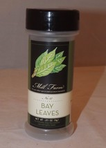 Mill Farms Spices Seasonings - New - #17 Bay Leaves .21 oz. - $6.64
