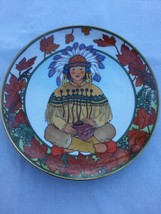 Villeroy & Boch Vintage Collectible Plate Child of the USA - $13.60