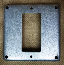 Raco 4in Cover GFCI Steel - $5.07
