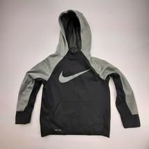 Nike Boys Therma Training Hoodie Size Small Multicolor QB12  - $14.84