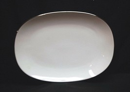 "Old Vintage Fremont by Noritake 11"" Oval Serving Platter Tray Pattern 6127 Japan - $24.74"