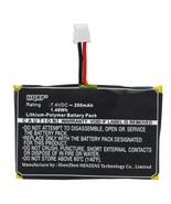 HQRP Battery for SportDOG SD 1225 1825 2525 3225 SR300 SD-1825CAMO Receiver - $11.35