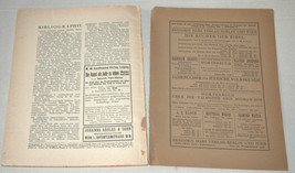 MENORAH Judaica Rare Illustrated Monthly for the Jewish Home Sept. 1928 Austria image 5