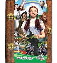Wizard of Oz Emerald City 1000 pc Book Box Masterpieces Puzzles #71799 - $29.99