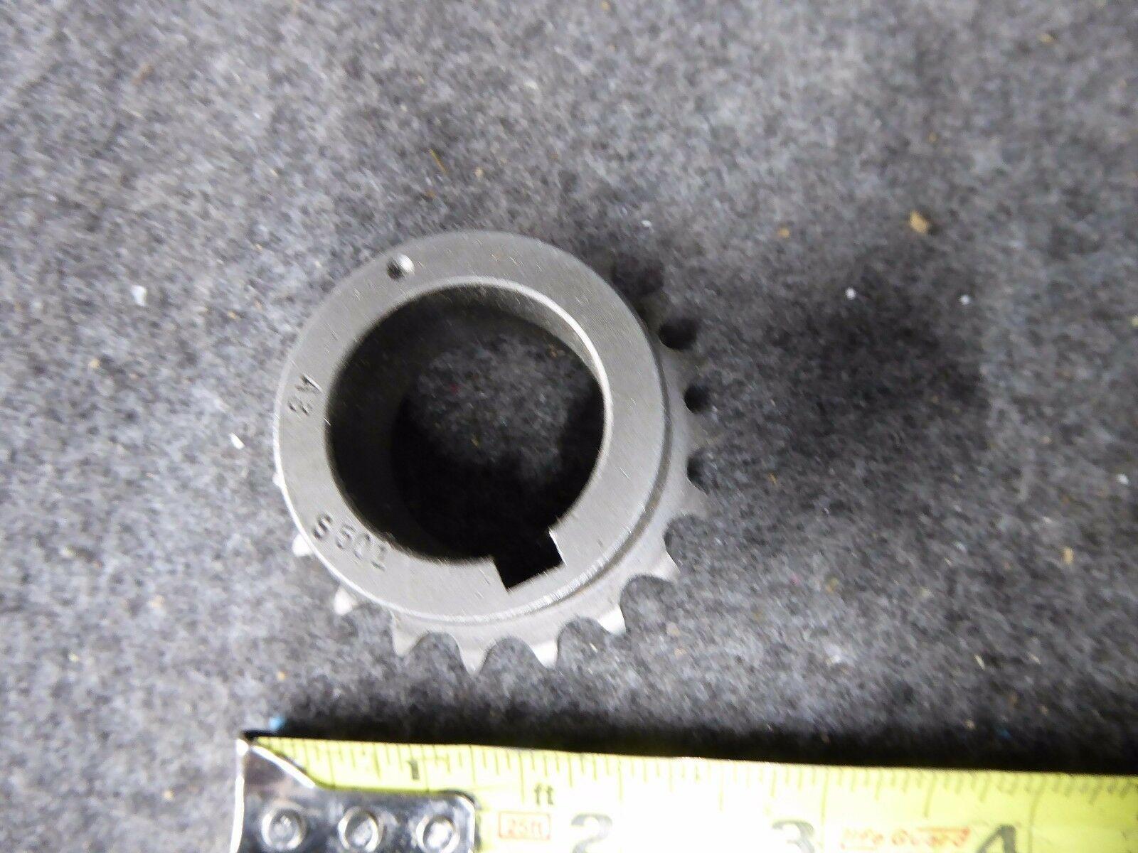 Clevite S501 Engine Timing Crankshaft Gear Sprocket New