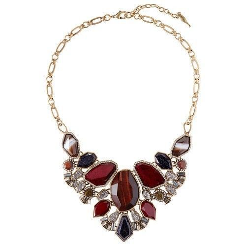 Chloe and Isabel Rebel Convertible Statement Necklace NWT - $148