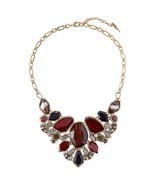 Chloe and Isabel Rebel Convertible Statement Necklace NWT - $148 - $69.19