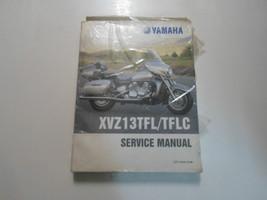 1999 Yamaha XVZ13TFL/TFLC Service Repair Workshop Manual Factory New - $148.45