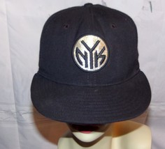 New York Knicks Hat Baseball Cap Heavy 3D like Embroidered Vintage NBA Hat  - $14.80