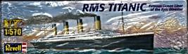 Revell RMS Titantic - skill 2 plastic model (Brand New, Factory Sealed) - $19.90