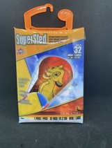 Super Sled X Kites Lion King Nylon Kite - Great Fun! - $5.93