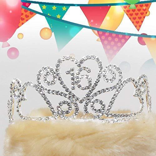 16th Birthday Party Decoration Kit, Birthday Gift
