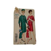 Vintage Vogue Sewing Pattern Skirt Jacket 12 Special Design 5325 Suit Blouse 60s - $10.00